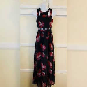 Divided H&M, size S, floral dress maxi